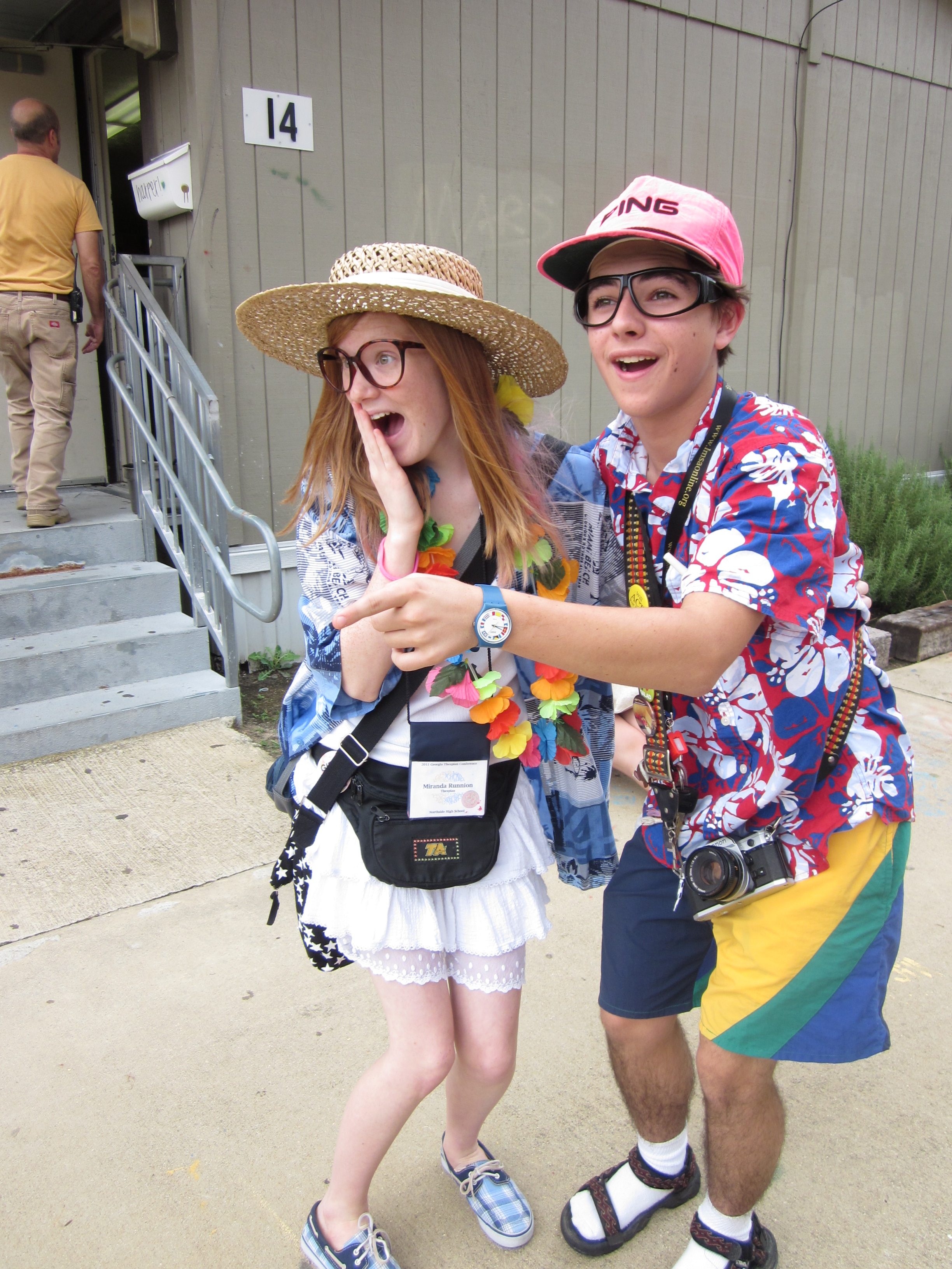 Tacky Tourist Thursday | The Patriot Reveille